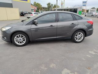 2016 Ford Focus LZ Trend Magnetic 6 Speed Automatic Sedan.