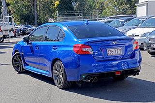 2017 Subaru WRX V1 MY17 AWD Lapis Blue 6 Speed Manual Sedan.