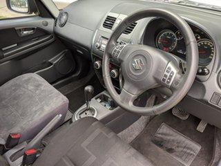 2011 Suzuki SX4 GYA MY11 S Blue 6 Speed Constant Variable Hatchback