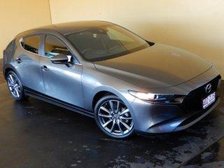 2019 Mazda 3 BP G20 Evolve Grey 6 Speed Automatic Hatchback.