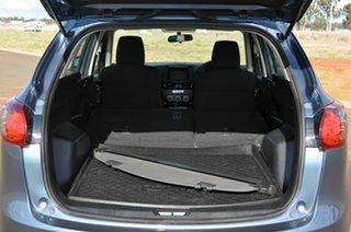 2015 Mazda CX-5 MY15 Maxx (4x2) Blue 6 Speed Automatic Wagon