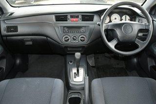2006 Mitsubishi Lancer CH MY07 ES Cool Silver 4 Speed Sports Automatic Sedan