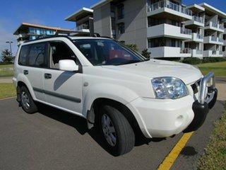2004 Nissan X-Trail T30 ST (4x4) White 4 Speed Automatic Wagon.