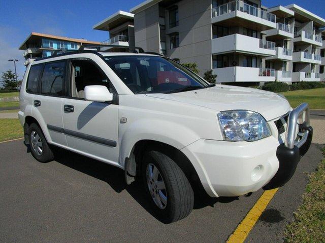 Used Nissan X-Trail T30 ST (4x4) Glenelg, 2004 Nissan X-Trail T30 ST (4x4) White 4 Speed Automatic Wagon