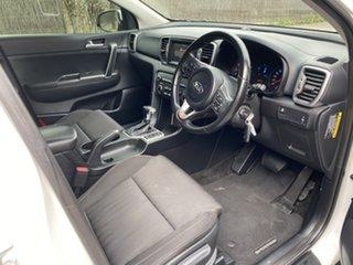 2016 Kia Sportage QL MY17 Si 2WD White 6 Speed Sports Automatic Wagon