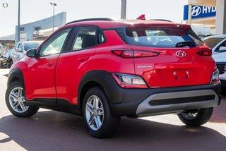 2021 Hyundai Kona Os.v4 MY21 2WD Red 8 Speed Constant Variable Wagon