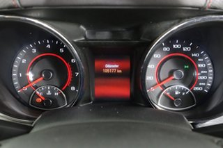 2013 Holden Commodore VF SS-V Redline Red 6 Speed Automatic Sedan