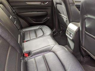 2017 Mazda CX-5 KF4WLA Akera SKYACTIV-Drive i-ACTIV AWD Red 6 Speed Sports Automatic Wagon