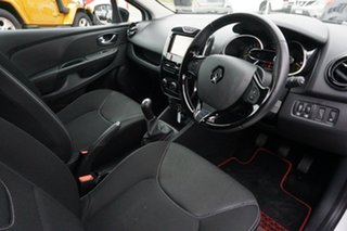 2015 Renault Clio IV B98 Expression White 5 Speed Manual Hatchback