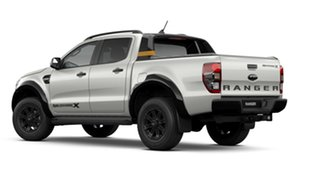2021 Ford Ranger PX MkIII 2021.25MY Wildtrak Alabaster White 6 Speed Sports Automatic.