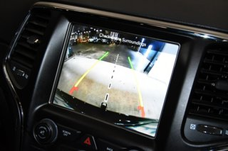 2017 Jeep Grand Cherokee WK MY17 Blackhawk Black 8 Speed Sports Automatic Wagon