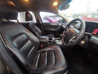 2010 Ford Falcon FG G6 Grey 6 Speed Sports Automatic Sedan.