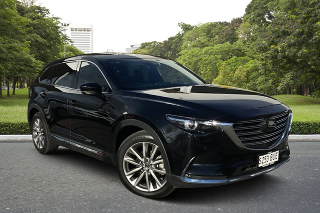 Used Mazda CX-9 TC Azami SKYACTIV-Drive i-ACTIV AWD Paradise, 2017 Mazda CX-9 TC Azami SKYACTIV-Drive i-ACTIV AWD Black 6 Speed Sports Automatic Wagon