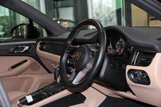 2020 Porsche Macan 95B MY20 PDK AWD Maroon 7 Speed Sports Automatic Dual Clutch Wagon.