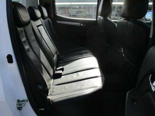 2017 Holden Colorado RG Turbo Z71 4x4 Summit White Automatic Utility