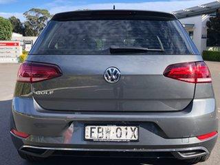 2018 Volkswagen Golf 7.5 MY19 110TSI DSG Comfortline Grey 7 Speed Sports Automatic Dual Clutch