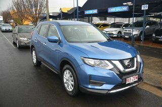 2019 Nissan X-Trail T32 Series 2 ST (2WD) Blue Continuous Variable Wagon.