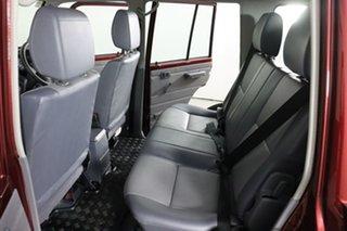 2016 Toyota Landcruiser VDJ76R MY12 Update Workmate (4x4) Merlot 5 Speed Manual Wagon