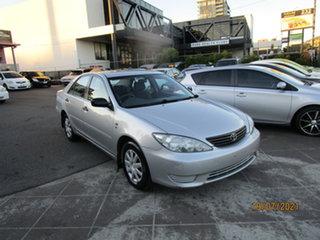 2005 Toyota Camry MCV36R Upgrade Altise Silver 4 Speed Automatic Sedan.