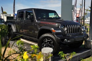 2021 Jeep Gladiator JT MY21 V2 Rubicon Pick-up Granite Crystal Metallic Clearcoat 8 Speed Automatic.