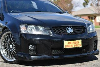 2007 Holden Ute VE SS Black 6 Speed Sports Automatic Utility