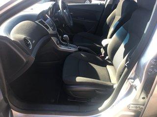2012 Holden Cruze JH MY12 CD Silver 6 Speed Automatic Sedan