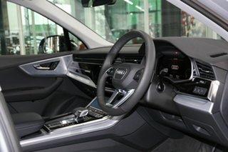 2021 Audi Q7 4M MY21 50 TDI Tiptronic Quattro Silver 8 Speed Sports Automatic Wagon.