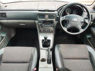 2003 Subaru Forester MY04 XT Gold 5 Speed Manual Wagon.