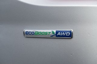 2013 Ford Kuga TF Ambiente AWD Billet Silver 6 Speed Sports Automatic Wagon