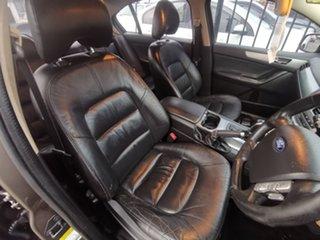 2010 Ford Falcon FG G6 Grey 6 Speed Sports Automatic Sedan