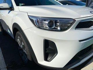 2021 Kia Stonic YB MY21 Sport FWD Clear White 6 Speed Manual Wagon.