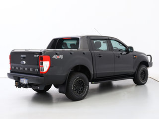 2016 Ford Ranger PX MkII MY17 XLS 3.2 (4x4) Black 6 Speed Automatic Double Cab Pick Up