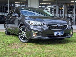 2019 Subaru Impreza G5 MY19 2.0i-L CVT AWD Grey 7 Speed Constant Variable Hatchback.