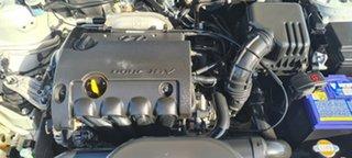 2012 Hyundai i30 FD MY11 SX Silver 5 Speed Manual Hatchback.