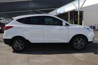 2014 Hyundai ix35 LM3 MY14 SE White 6 Speed Manual Wagon.