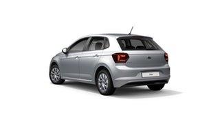 2021 Volkswagen Polo Style Reflex Silver 7 Speed Semi Auto Hatchback.