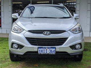 2013 Hyundai ix35 LM3 MY14 SE Silver 6 Speed Sports Automatic Wagon.
