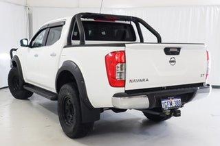 2017 Nissan Navara D23 S2 ST White 7 Speed Sports Automatic Utility.