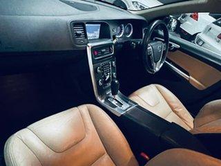 2010 Volvo S60 F Series T6 AWD Black 6 Speed Sports Automatic Sedan