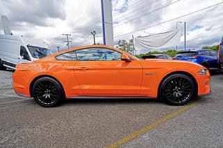 2018 Ford Mustang FN 2019MY GT Orange 6 Speed Manual Fastback