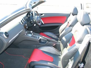 2010 Audi TT 8J S 2.0 TFSI Quattro Black 6 Speed Direct Shift Roadster