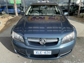 2009 Holden Commodore VE MY09.5 Omega Blue 4 Speed Automatic Sportswagon.