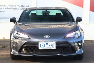 2020 Toyota 86 ZN6 GTS Magnetic Grey 6 Speed Manual Coupe.