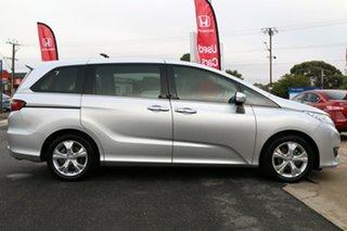 2014 Honda Odyssey RC MY14 VTi Super Platinum 7 Speed Constant Variable Wagon