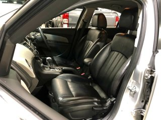 2015 Holden Cruze JH Series II MY15 CDX Silver 6 Speed Sports Automatic Sedan
