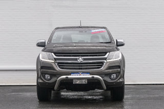2018 Holden Colorado RG MY19 LTZ Pickup Crew Cab Auburn Brown 6 Speed Sports Automatic Utility.