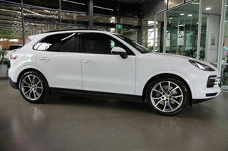 2018 Porsche Cayenne 9YA MY19 S Tiptronic White 8 Speed Sports Automatic Wagon