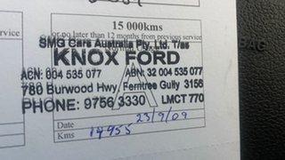 2009 Ford Falcon BF MkIII XT Silver 4 Speed Auto Seq Sportshift Wagon