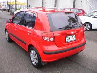 2005 Hyundai Getz TB MY06 4 Speed Automatic Hatchback.