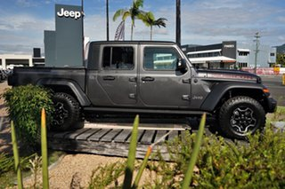 2021 Jeep Gladiator JT MY21 V2 Rubicon Pick-up Granite Crystal Metallic Clearcoat 8 Speed Automatic